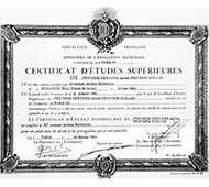 diplome prothese dentaire fixe